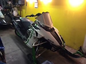 2015 Arctic cat XF6000 Sno Pro Limited