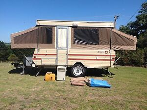 1989 Jayco Swan Campervan with extras. Simpson Corangamite Area Preview