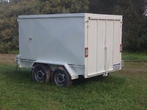 Tandem trailer. Bakers Hill Northam Area Preview