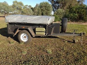 Off Road Camper Trailer Katanning Pallinup Area Preview