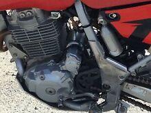 Honda XR400 Cooma-Monaro Area Preview