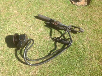 Mercruiser power steering pump and actuator