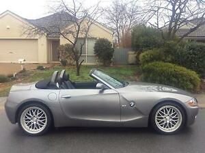 2004 BMW Z4 Convertible sell or swap Harrison Gungahlin Area Preview