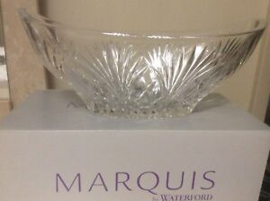 Marquis by Waterford Oval Bowl,brand new