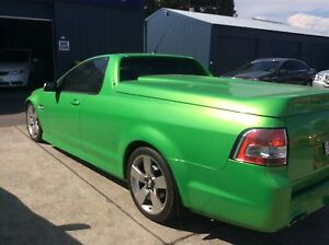 2007 Holden Commodore VE SV6 Manual Ute Sandgate Newcastle Area Preview