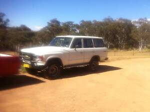 1984 Toyota LandCruiser 60 series Wagon whole or wrecking Cooma Cooma-Monaro Area Preview
