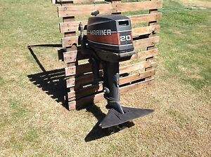Mariner 20hp outboard Nambour Maroochydore Area Preview