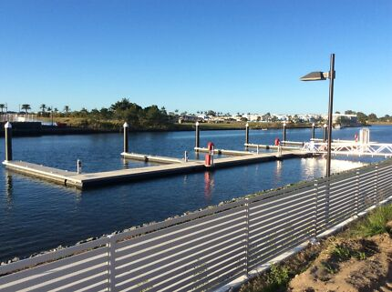 13mtr.  Monohull Yacht Secure Marina Berth 2-mile Broardwater