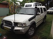 2004 Ford Courier XLT Dualcab turbo diesel Nowra Nowra-Bomaderry Preview