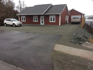 NEW HOUSE FOR SALE WITH BRAS D' OR LAKE VIEW