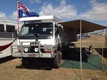 Custom built Mitsubishi Canter 4x4 off road camper Stockton Newcastle Area Preview