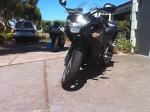 Honda CBR 250r ABS reg is an opt.(Kawasaki Yamaha Suzuki Hyosung) Sunbury Hume Area Preview