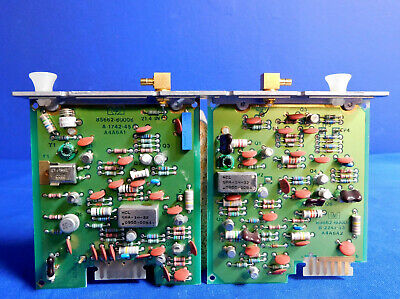 Agilent Hp Keysight 85662-60006 85662-60005 Converter Board Assembly