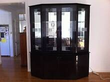 BUFFET & HUTCH / WALL UNIT / DISPLAY CABINET Blaxland Blue Mountains Preview