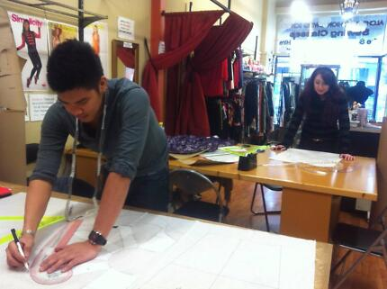 Beginner - Advanced Sewing Classes Northcote