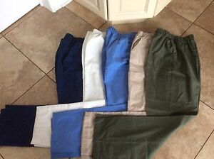 Nurse Scrubs Pants size S-M