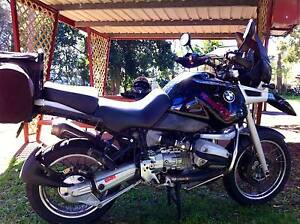 BMW R1100 GS 1997 Gold Coast Local Sales Only 1100GS 1100 Bundall Gold Coast City Preview