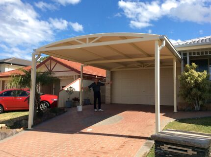 Carports, Awnings & Pergolas