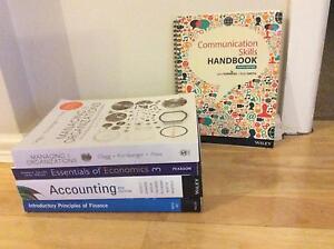 University textbooks - Business Management Yarrawarrah Sutherland Area Preview