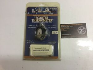 Scooter Thermometer