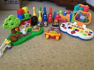 Toddler toy bundle Modbury Heights Tea Tree Gully Area Preview