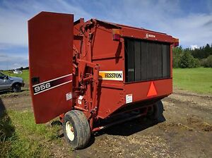 Hesston Baler for sale