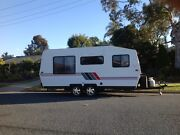 For sale 17ft caravan Wodonga Wodonga Area Preview