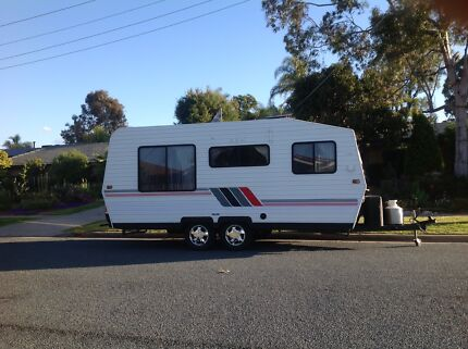 For sale 17ft caravan Wodonga Wodonga Area Preview