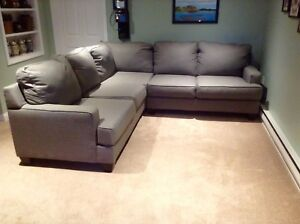 Sectional Sofa Almost Brand new