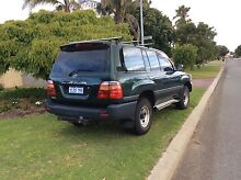 1999 Toyota LandCruiser GXL 100 Series Diesel Wagon Waikiki Rockingham Area Preview