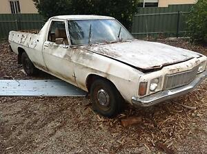 1979 Holden Kingswood HZ Ute 253 Auto Williamstown Barossa Area Preview