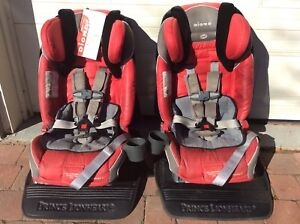 2 X Diono RXT Car Seats With Accessories