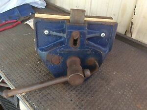 """Timber Vice 7"""" (175mm) Good Con. Quick Release $65.00 Narellan Vale Camden Area Preview"""