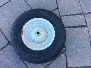 WHEEL FOR WHEELBARROW DIM 16 INCHES