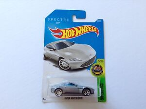 HOT WHEELS ASTON MARTIN!!! (RARE)