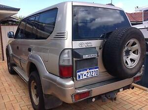 2002 Toyota LandCruiser Wagon Huntingdale Gosnells Area Preview
