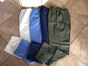 Nurse Scrubs Pants size S/M 8$ each