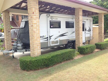 Caravan 2014 Retreat full Ensuite Murrumba Downs Pine Rivers Area Preview