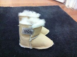 Baby uggs $30 + 2 pairs of shoes Parkdale Kingston Area Preview