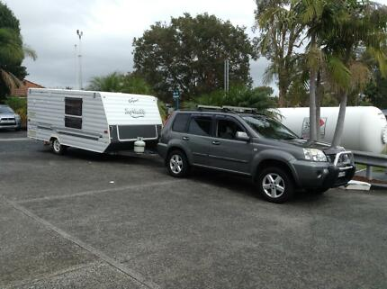 Gazal Infinity Pop top Caravan with new rollout awning Bateau Bay Wyong Area Preview
