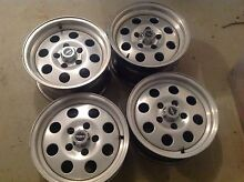 Holden hq to Hz ROH Gambler rims Two Wells Mallala Area Preview