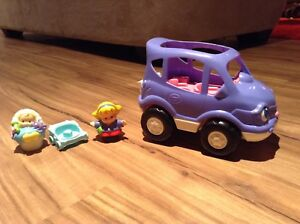 Auto Little People Fisher Price