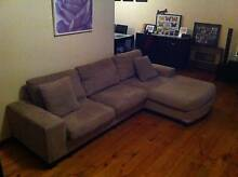 Two seater plus Chaise lounge sofa Glenalta Mitcham Area Preview