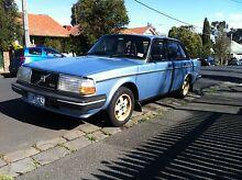 244 GLE 1982 Volvo Sedan Brunswick Moreland Area Preview