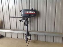 2hp Suzuki outboard motor Penrith Penrith Area Preview