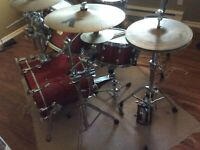 Experienced drummer looking o join band or jam