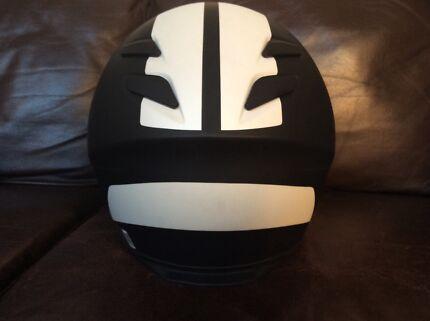 Brand new Shoei helmet - XL rubberised Matt black - unused