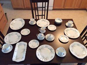 Paragon Fleurette china set