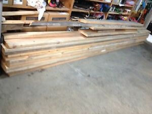 11x PIECES of 16 FOOT USED/NEW LUMBER PLANKS