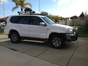 2007 Toyota Landcruiser Prado *SELLING DUE TO LEAVING COUNTRY* Safety Bay Rockingham Area Preview